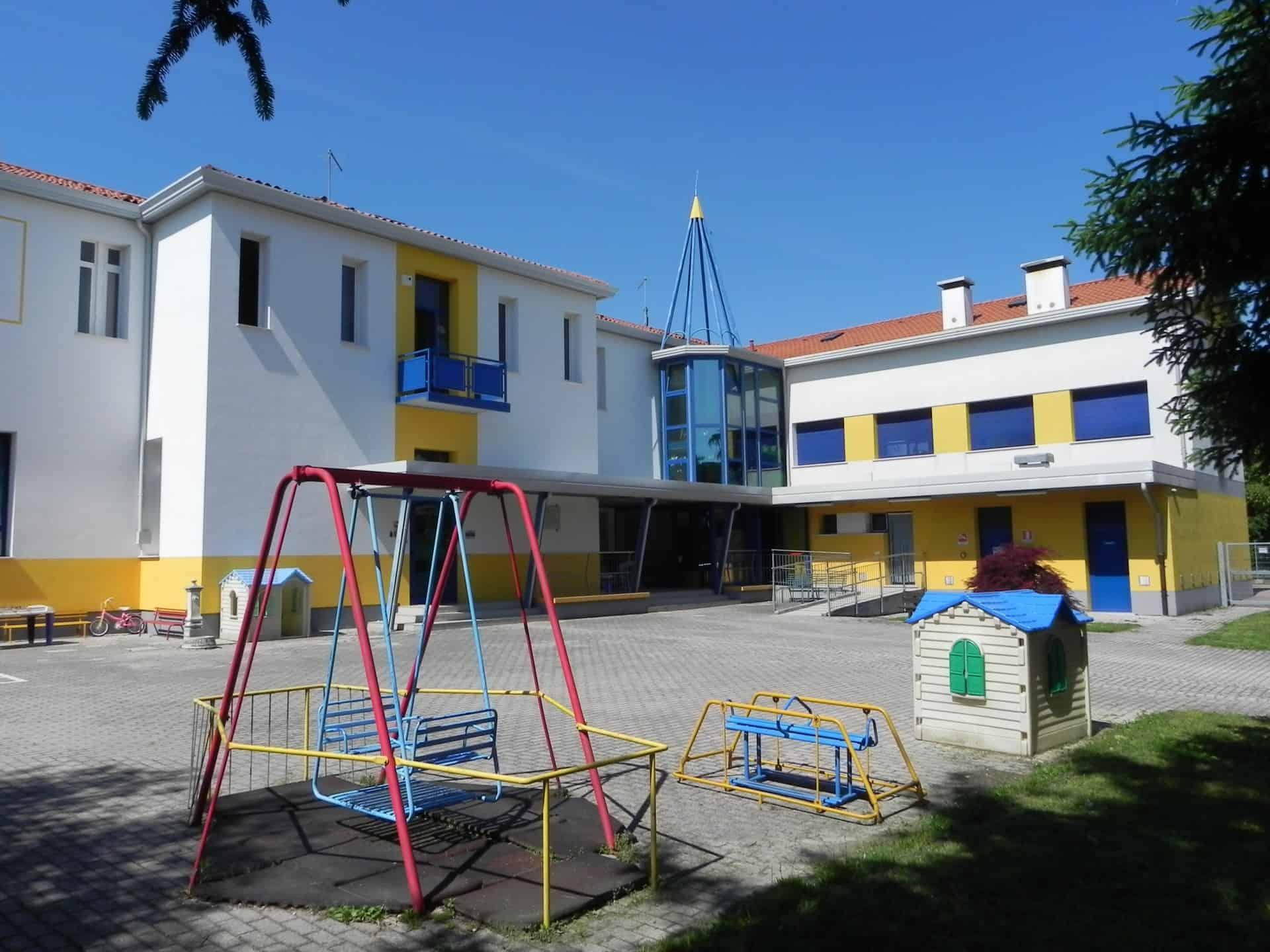 Risultati immagini per nido integrato e scuola infanzia bolzano vicentino