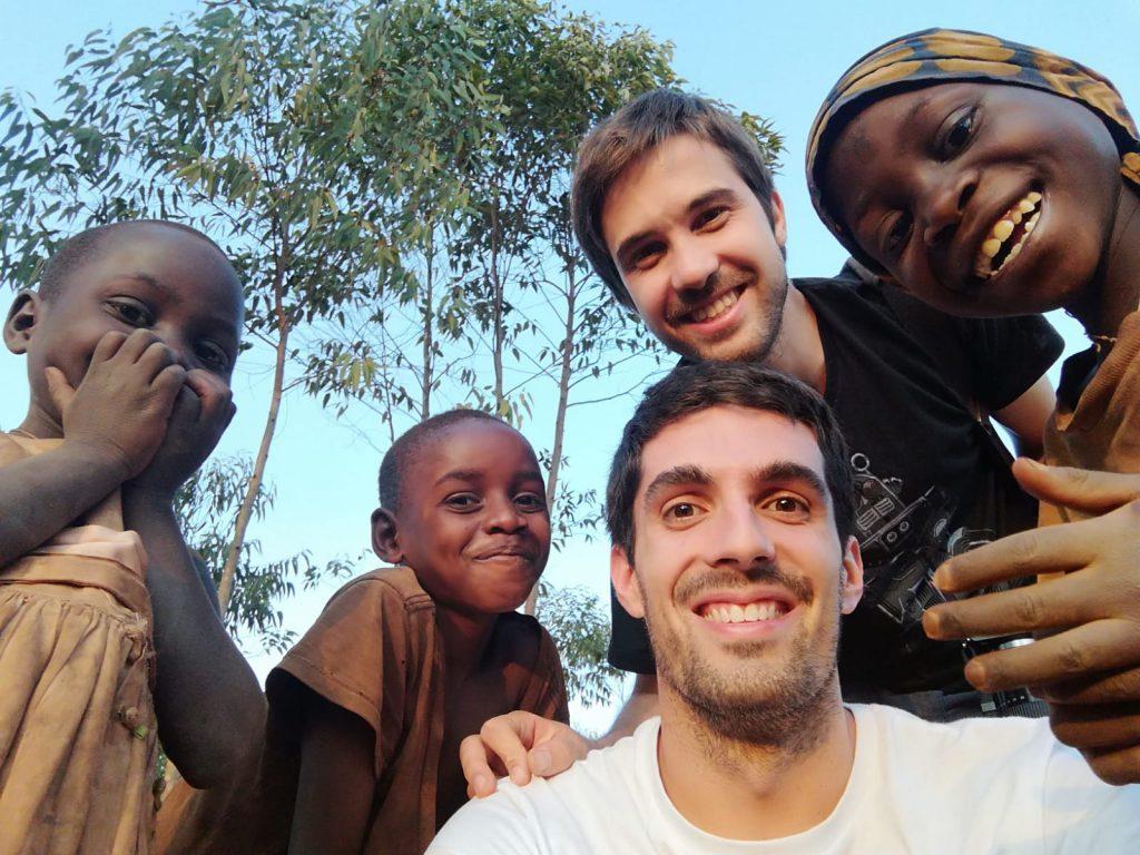 "La breve esperienza ""missionaria"" di Davide Gorgi in Burundi"