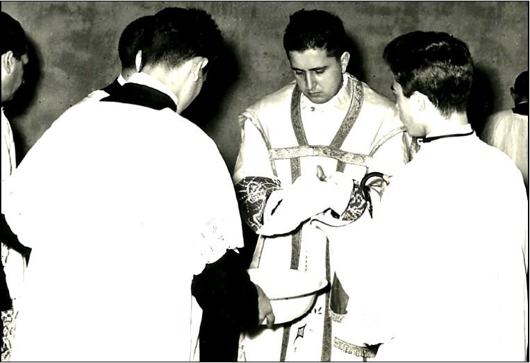Don GIORGIO FEDALTO – 60 anni fa ordinato sacerdote