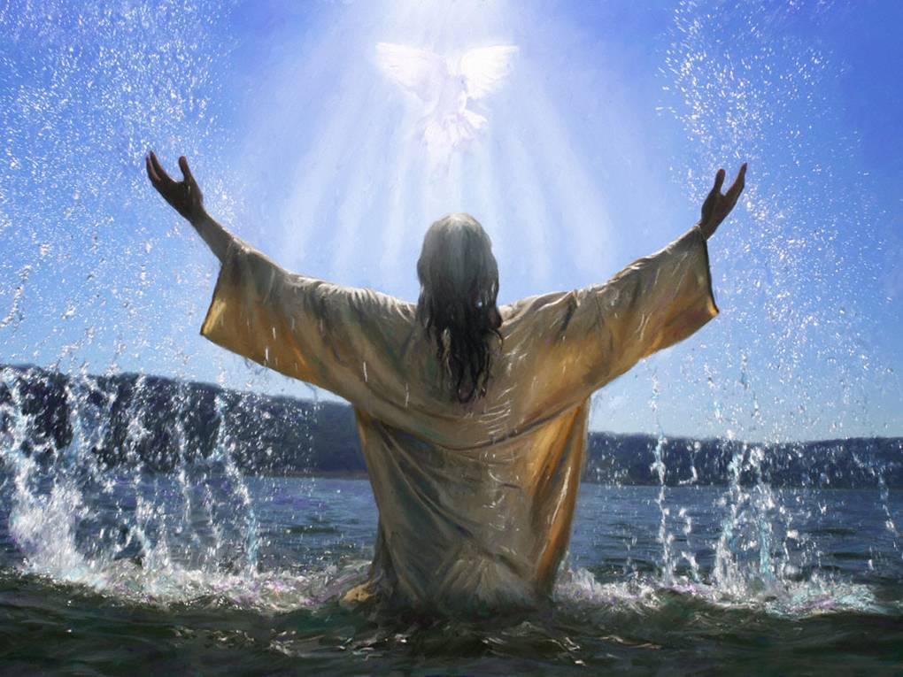 LA LUCE DALL'ALTO Dio Padre rivela il Figlio Gesù da ascoltare