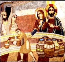 MARIA alle nozze di Cana è NOSTRA AUSILIATRICE