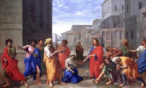 L'AMORE È DONO Il massimo  è IL PERDONO - L'Adultera perdonata