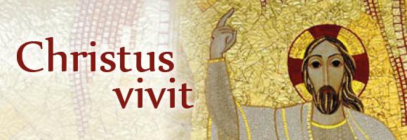 Cari giovani Cristo vive!