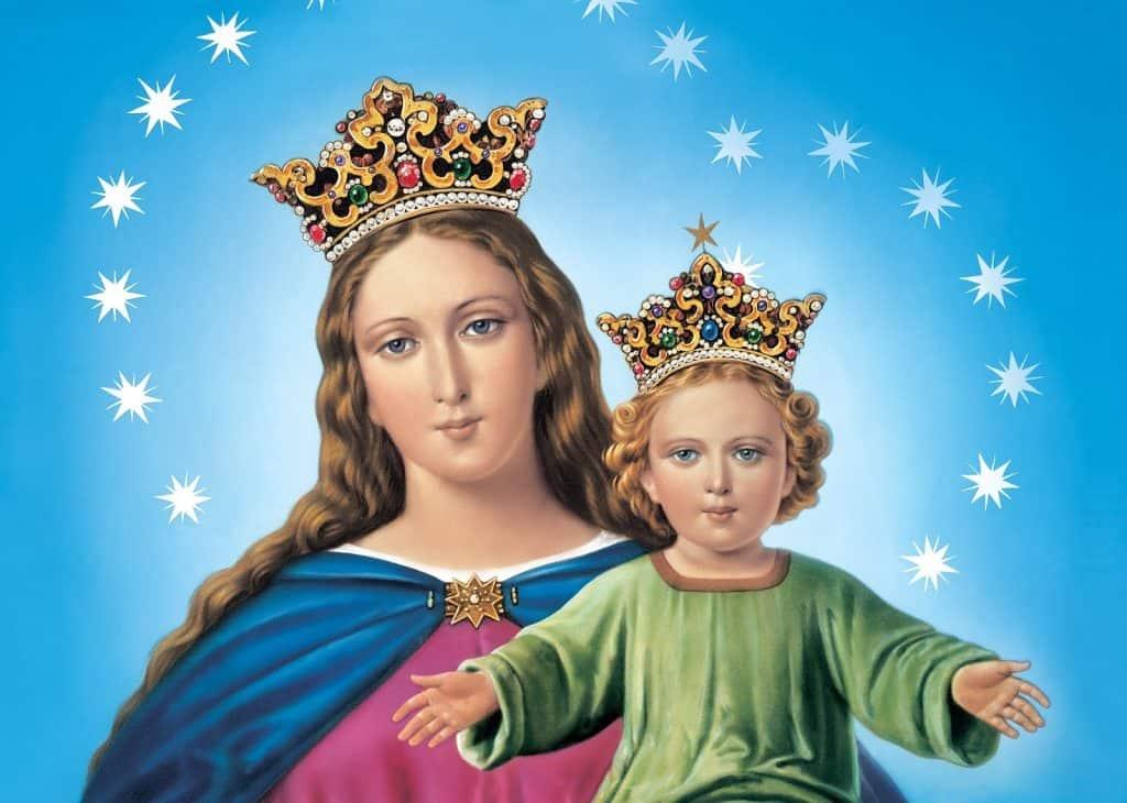 Grande festa per Maria Ausiliatrice