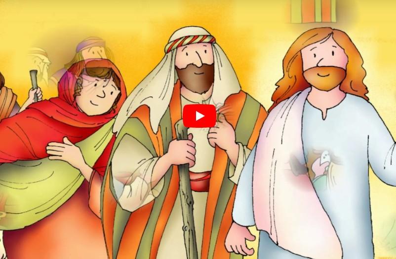 """Smart-Catechismo: video """"Dalle Ceneri alla Pasqua"""""""