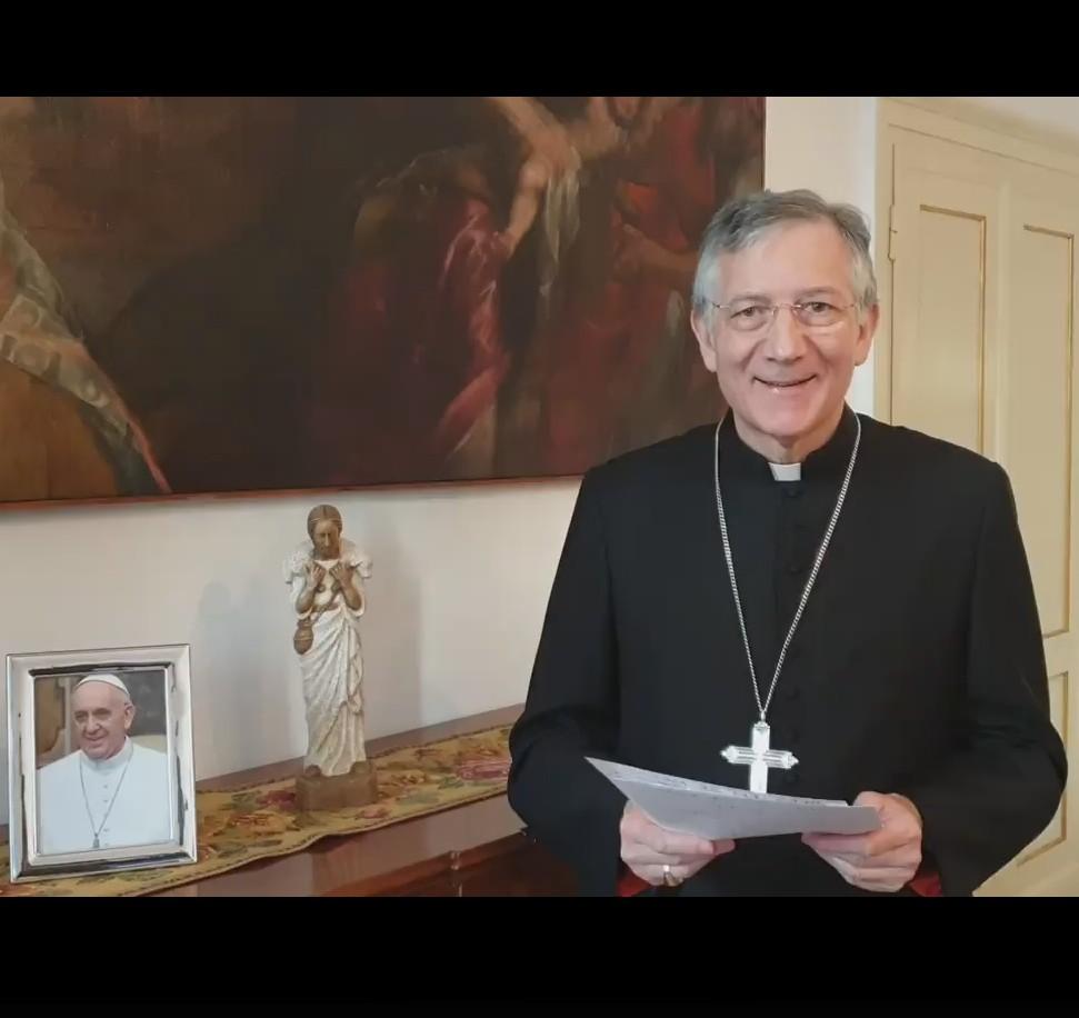 Video-messaggi del Patriarca e invito alla preghiera per venerdi 27 marzo ore 18