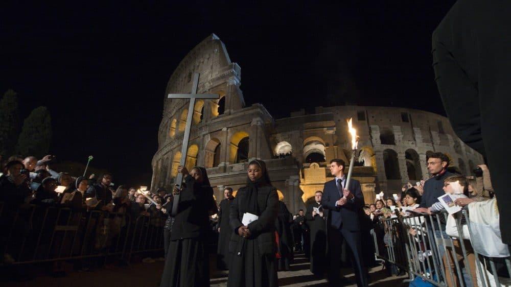 Via Crucis Papa Francesco 2020 – Testi