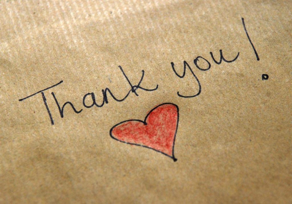 Smart-Catechismo: IV elementare – Grazie Signore perché…