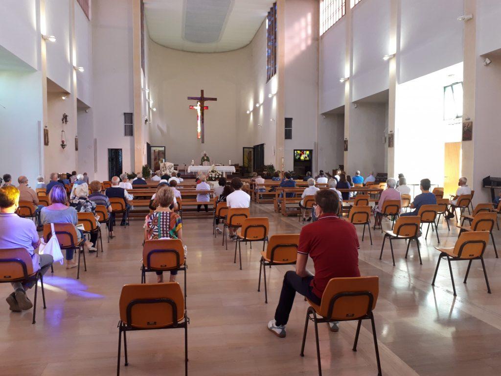 Ss. Messe festive – celebrazione delle 9.45