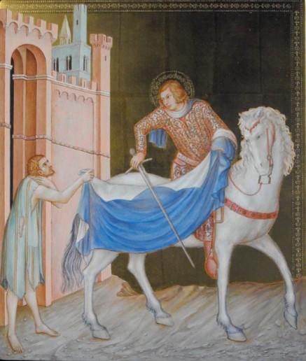 San Martino – carità ieri e oggi