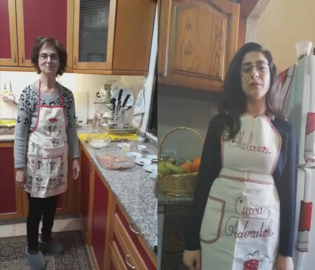 Gazzera e Jal El Dib – VideoRicette dal Libano